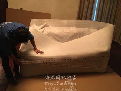 上海门到门国际海运家具到澳大利亚要多久?有人耗时一年半终于完成了国际搬家!