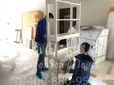 用什么方式从深圳家具搬到新加坡方便?