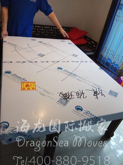 深圳海运旧家具到法国怎么办理?都是传统中式家具