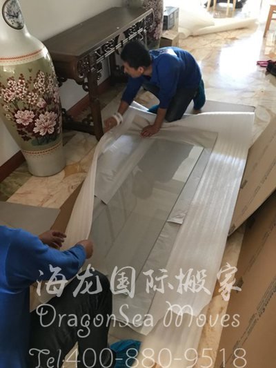 上海海运私人物品到西班牙——记一场难忘的国际搬家之旅