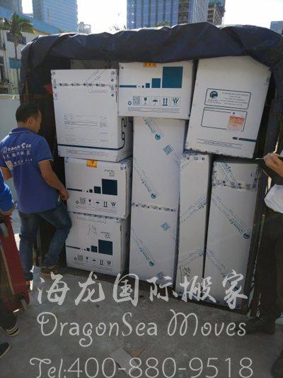 有谁知道上海海运家具到新西兰流程是怎样的?