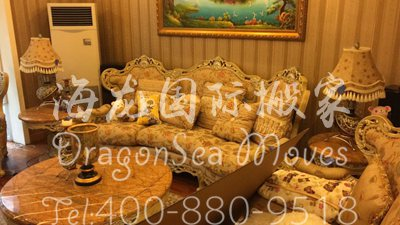 分享广州海运私人物品到英国的真实经历