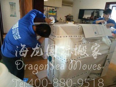 上海门到门搬运私人物品到香港怎样搬最方便?