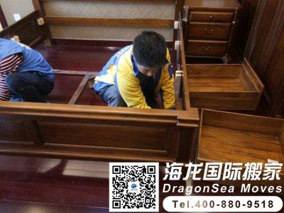 想知道广州海运旧家具到法国的方法,有人造吗?