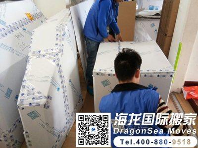 上海海运私人家具到日本物流公司哪家好?