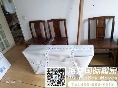 北京跨国搬家到日本 老家具让人无法割舍