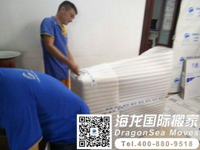 买了些家具要搬去美国新家,广州到美国可以海运吗?