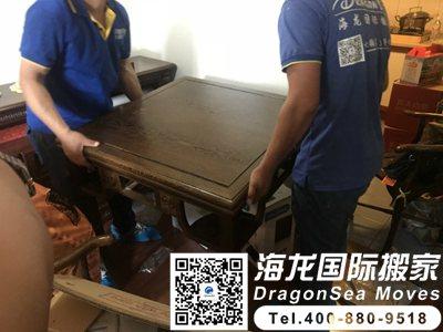 家具从上海到美国可以海运吗?