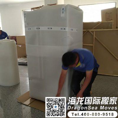 新家具从深圳海运新加坡 国际搬家包装标准重新打包get