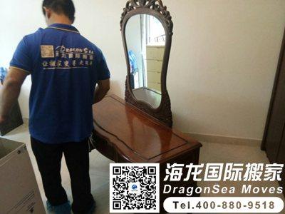 广州怎么海运家具到新加坡?拼箱要怎么操作?