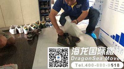 上海至新加坡国际海运私人物品 不累的搬家长这样!
