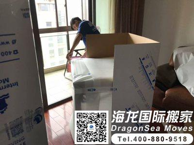 上海私人物品海运到新加坡,红木家具可以运输吗?