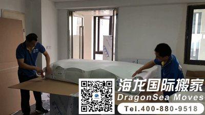 有家具从广州海运美国去,这该怎么办?