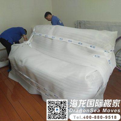 支招!大件家具从广州海运到加拿大怎么打包?