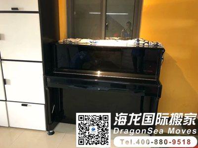 钢琴从上海海运到德国,怎么保障安全度?