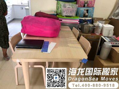 要运输一些旧家具,深圳到新加坡可以海运吗?