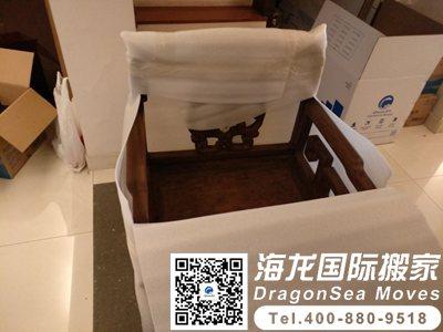 搬家求助,上海海运门到门到香港怎么办理?