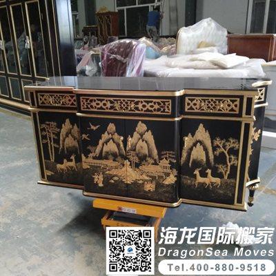 新家具从深圳到日本可以海运吗?