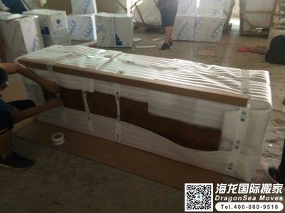 新家具从深圳海运到日本用什么方式出运?
