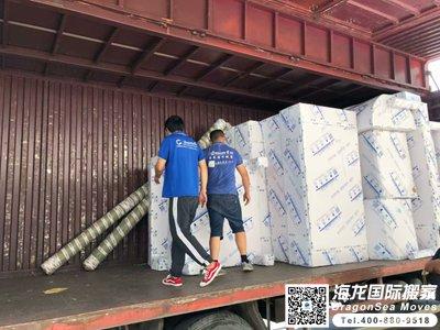 深圳到法国国际海运红木家具怎样最安全?