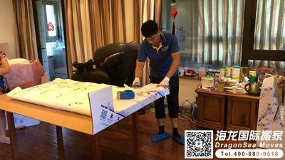 上海到台湾海运门到门,大件家具拆卸包装哪家强?