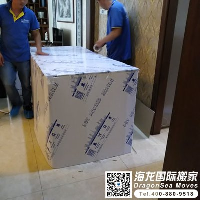 红木家具从上海到法国可以海运吗?