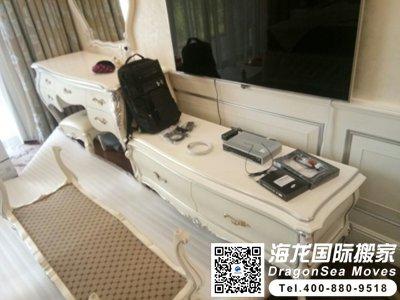 广州海运到马来西亚,如何打包家具更安全?