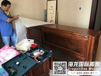 家具从广州海运澳大利亚怎么操作?