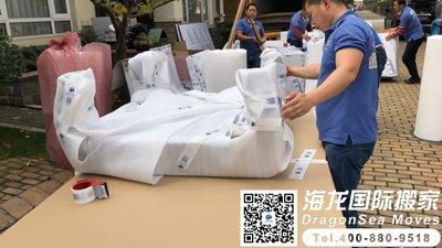 上海家具海运到澳洲怎么打包才够安全?