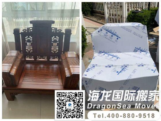 广州如何运家具到美国?怎么操作简单?