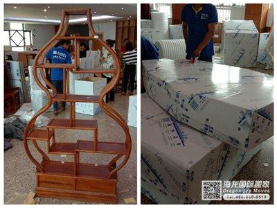上海国际搬家物流到美国哪一家好?有没有一站式服务?