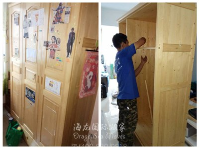 上海海运家具到马来西亚