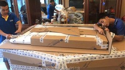 北京移民海运旧家具到西班牙