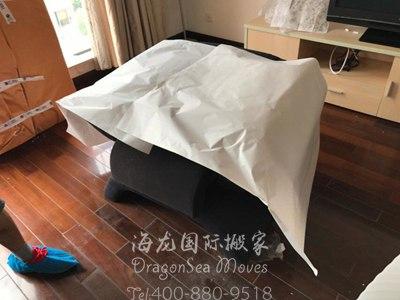上海海运家具到加拿大
