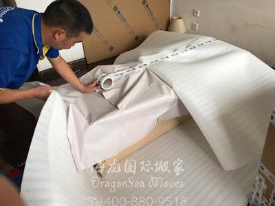 上海海运家具到加拿大多少钱