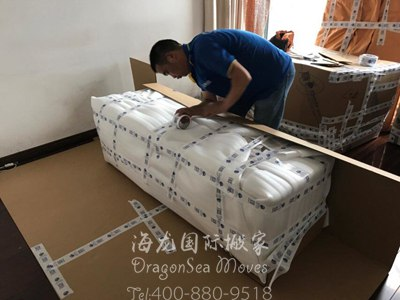上海海运家具到加拿大价格多少