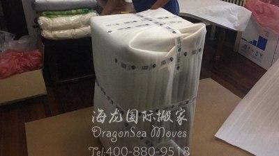北京家具海运到新加坡