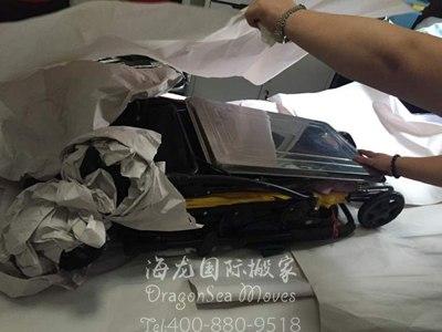 深圳海运门到门搬家到香港