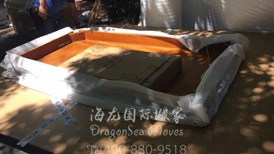 上海海运旧家具到新西兰