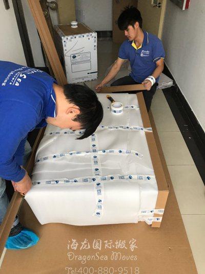 广州海运家具到美国运费