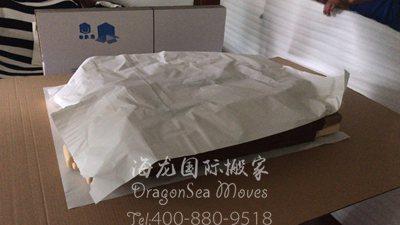 北京跨海海运私人家具到台湾