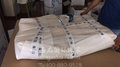 北京越洋海运私人家具到台湾