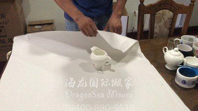 北京海运私人家具到台湾操作流程
