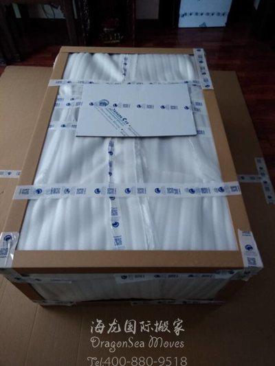 广州往美国门到门跨国搬运私人物品流程