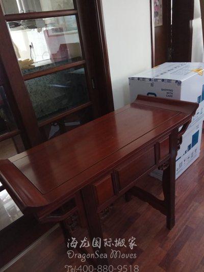 广州往美国门到门跨国搬运私人物品物流公司