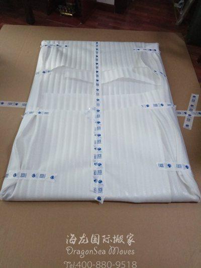 广州越洋海运私人物品到美国