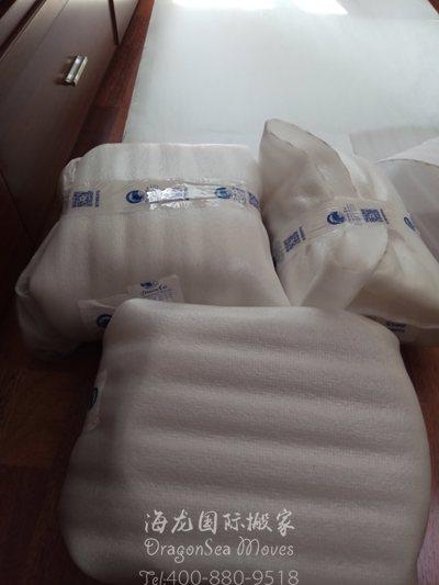 广州移民国际海运私人物品到美国