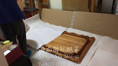 深圳海运搬家到台湾运费