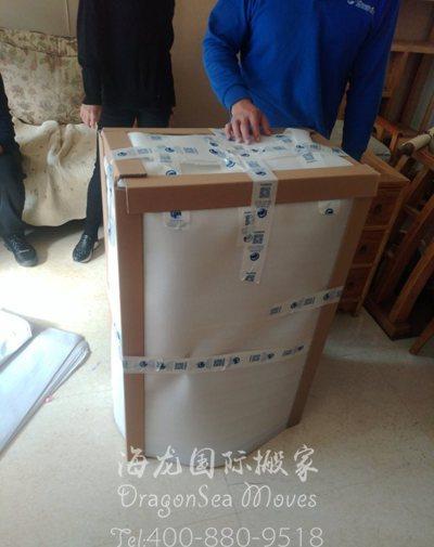 上海跨国海运私人物品到澳大利亚