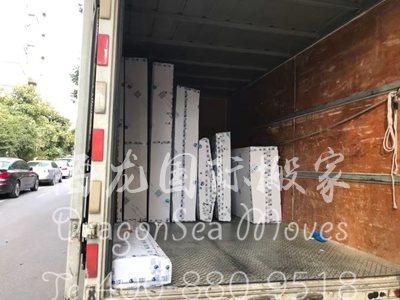 深圳家具搬到新加坡
